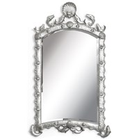 Martha's Vineyard Silver Mirror