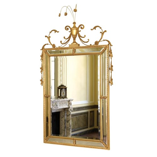 Adam Double Rectangle Mirror