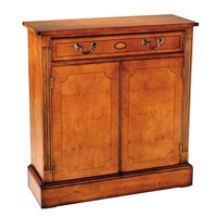 Small Hall Cupboard Yew