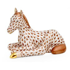 Herend Pony Figurine