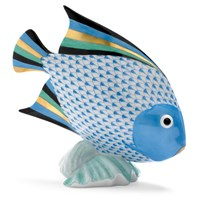 Herend Large Fish Figurine