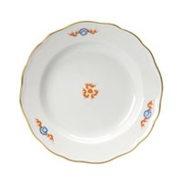 Ming Dragon Lifestyle Light Blue Bread Plate