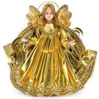 Golden Christmas Angel