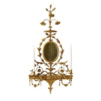 Newport Adam Double Sconce