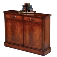 Large Hall Cupboard, Mahogany