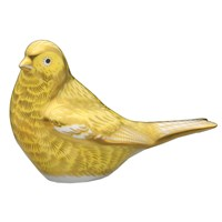 Royal Crown Derby Canary Paperweight
