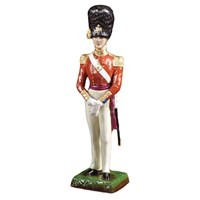 Scots Fusiliers Officer 1840