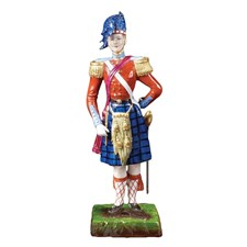 71st Scottish Highlander Officer 1815