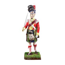Seaforth Highlanders 1850 Oval Base
