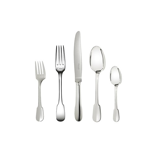 Christofle Cluny Silver Plated Dinnerware