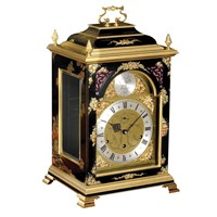 Empress Chinoiserie Table Clock