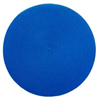 Royal Blue Round Placemat, 15""