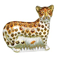 Leopard Cub Paperweight