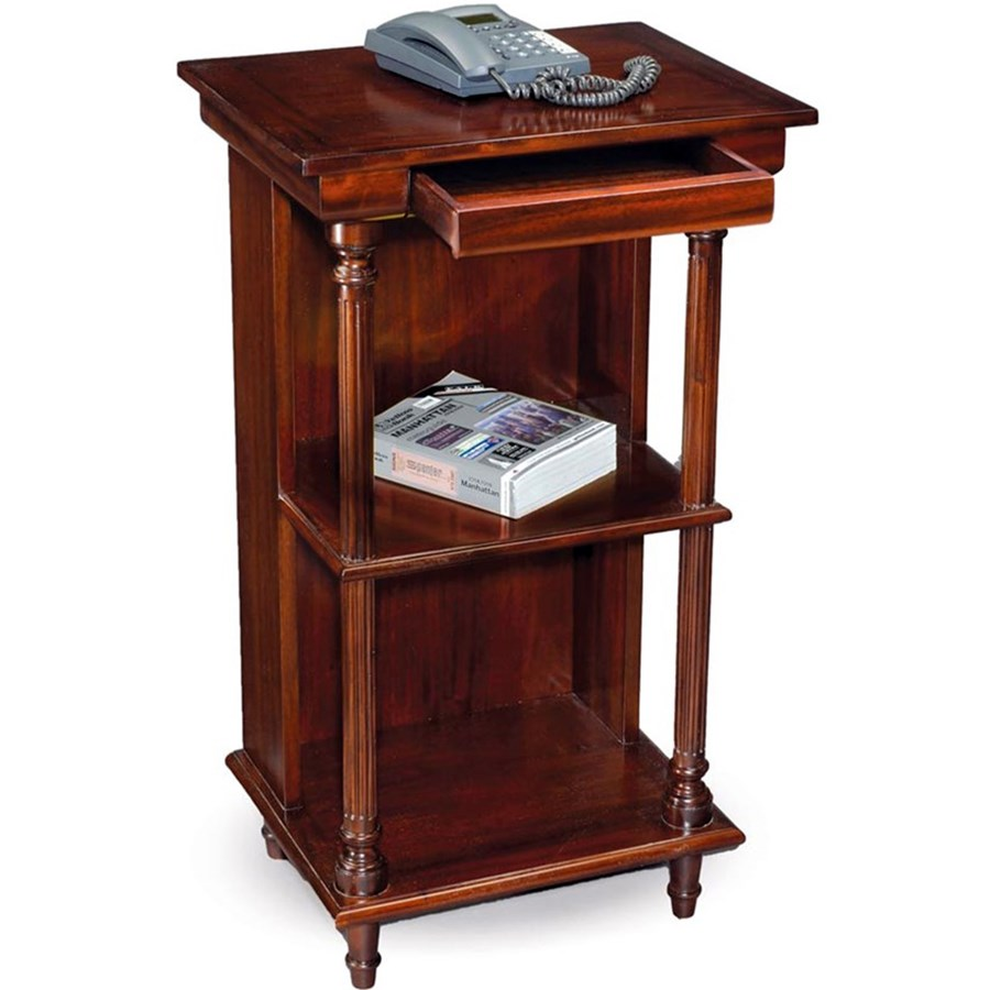 Telephone table stand side tables tables furniture for Table furniture