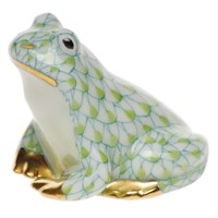 Herend Miniature Frog