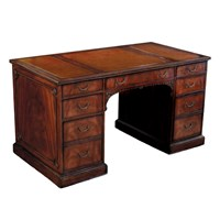 Mahogany Ladies Desk