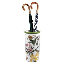 Orchidee Ceramic Umbrella Stand