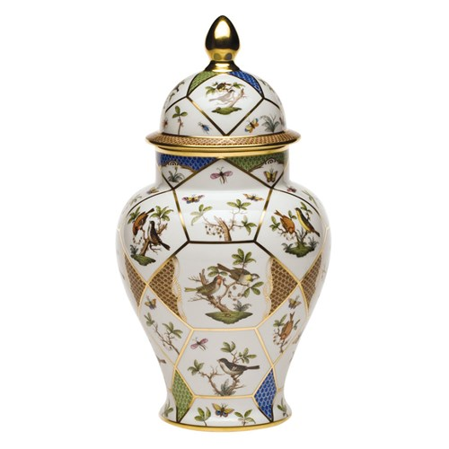 Herend Reserve Collection Covered Urn