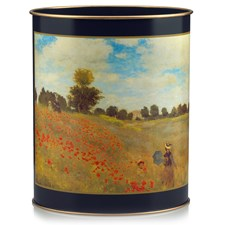 French Impressionists Wastebasket