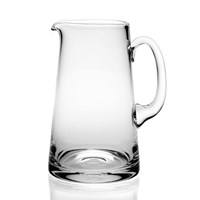 "William Yeoward ""Country"" Pitcher, Plain with Straight Sides"