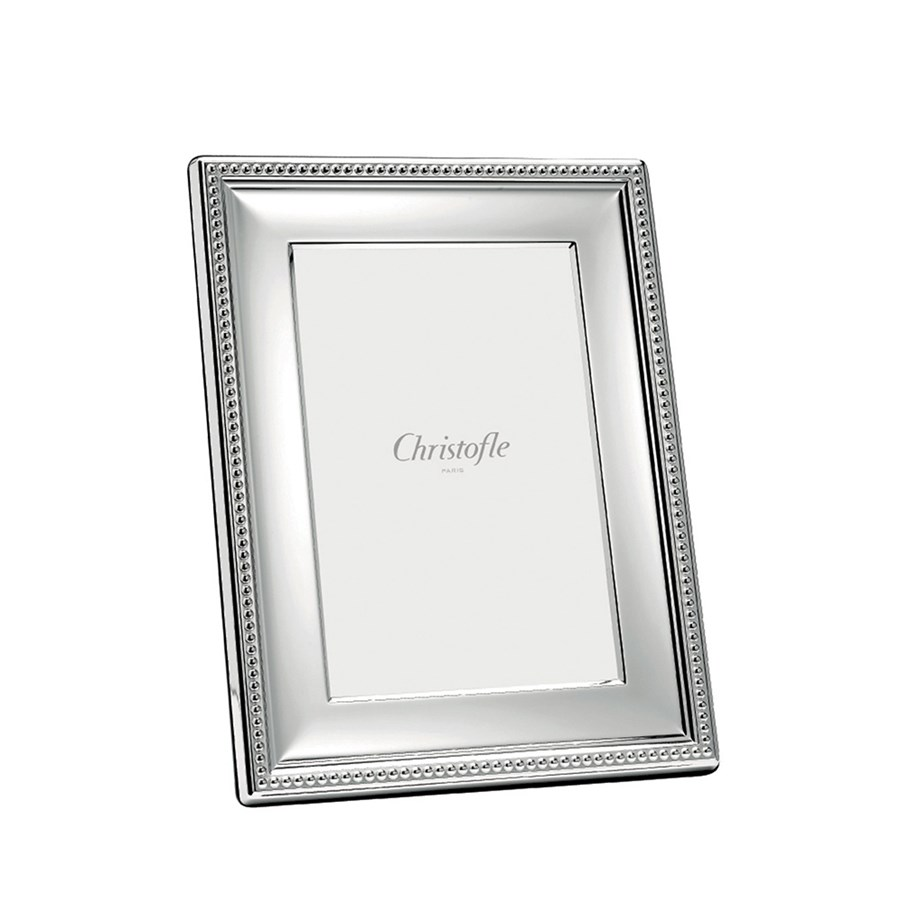 Christofle perles frame silver frames picture frames home christofle perles frame jeuxipadfo Image collections