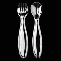 Ercuis Mistral Baby Flatware 2 Pieces In A Case