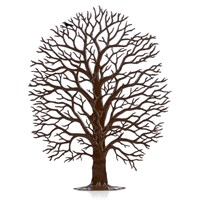 Pewter Large Bare Halloween Tree