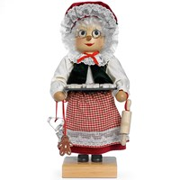 Mrs. Claus Christmas Nutcracker