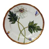 Anna Weatherley Romantic Pastels Salad Plate