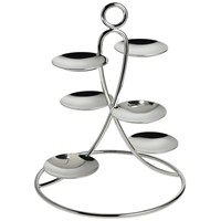 Latitude Petits Fours Stand - Includes 6 Small Dishes