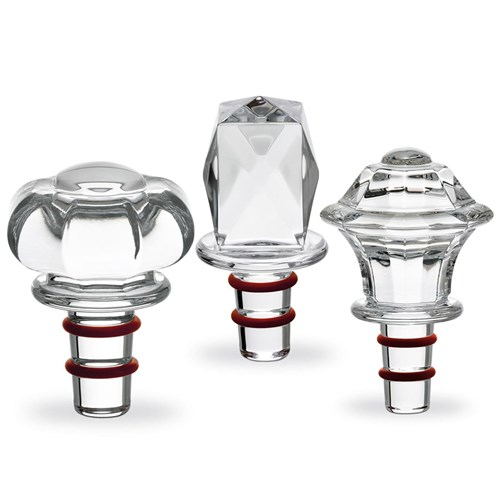 Baccarat Tip Top Universal Bottle Stoppers