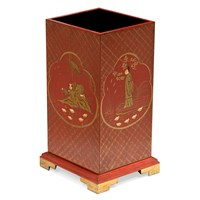 Chinoiserie Umbrella Stand