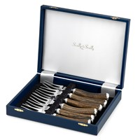 English Staghorn Flatware and Cutlery