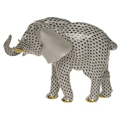 Herend Large Elephant