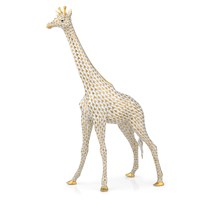Herend Large Giraffe Figurines