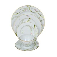 Haviland Amaryllis Place Setting