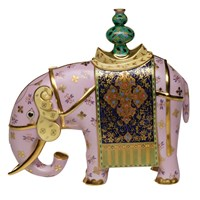 Herend Reserve Collection Silk Road Elephant