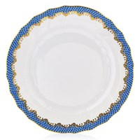 Herend Fish Scale China, Blue