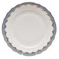 Herend Fish Scale China, Light Blue