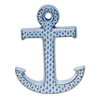 Herend Anchor Paperweight