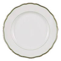 Meissen China with Green Band