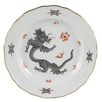 Meissen Ming Dragon China, Black