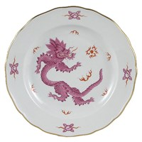 Meissen Ming Dragon China, Amethyst