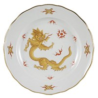 Meissen Ming Dragon China, Yellow