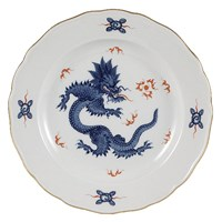 Meissen Ming Dragon China, Dark Blue