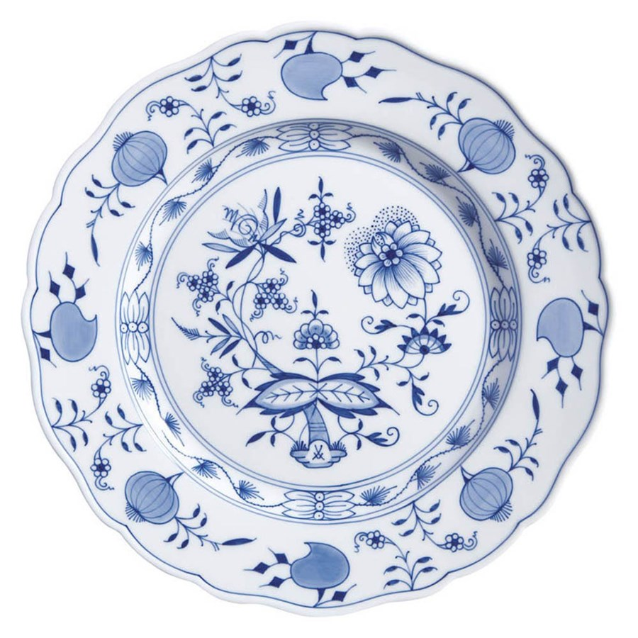 Meissen Blue Onion China. Hover to zoom  sc 1 st  Scully \u0026 Scully & Meissen Blue Onion China   Meissen   China   Tabletop ...