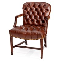 Georgetown Tufted Side Chairs