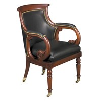 Jockey Club Chair