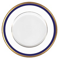 Haviland Symphonie Blue & Gold Place Setting