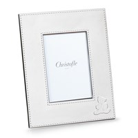 Christofle Charlie Bear Silver Plated Picture Frame